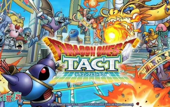 Dragon Quest Tact взяла курс на Запад